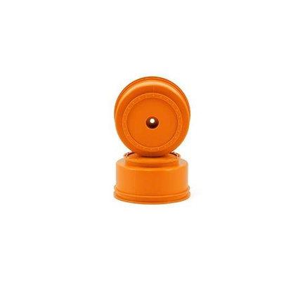 De Racing DER-SCB-AO +3mm Offset Borrego SC Wheel ASC SC10 Orange