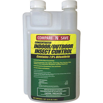 Compare-n-save Concentrate Indoor/Outdoor Insect Control Size