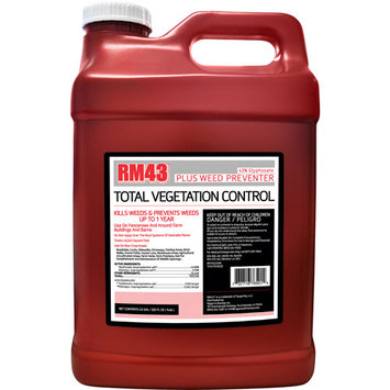 RM43 Weed Control Supplies 32 oz. Glyphosate Plus Weed Preventer 76502