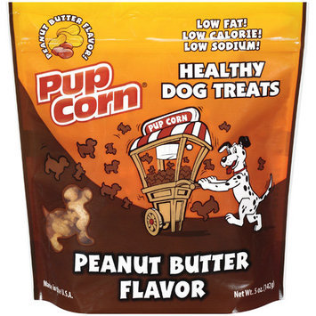 Triumph Pet-Sunshine Mill 20873 Peanut Butter Pupcorn 5 Ounce