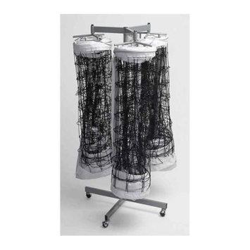 Tandem Sport TSTRIPLENET Triple Net Storage Rack
