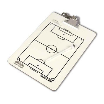 Tandem Sport TSCLIP-SO Coaches Clipboard Soccer