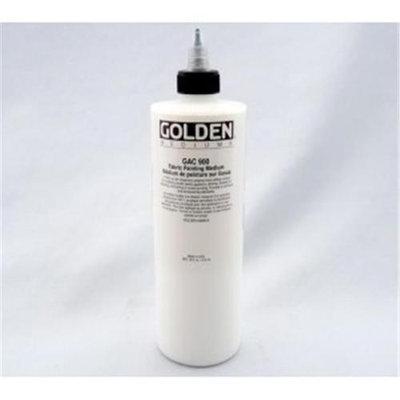 Golden 0003990-6 16Oz Gac 900 Heat Set Acrylic Series Heat Set Paint