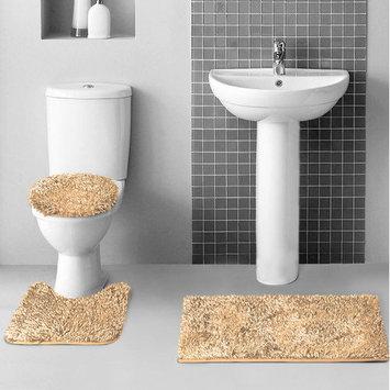 Popular Bath Products Holton 3 Piece Bath Rug Set