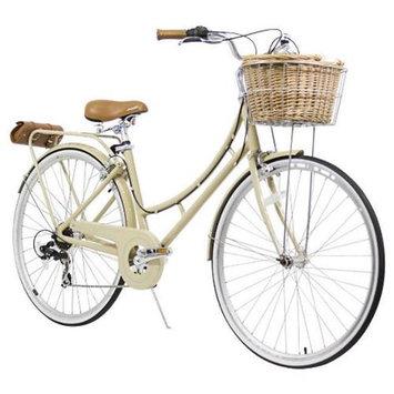 XDS Nadine7V Nadine 7-Speed Aluminum Dutch Bike Vanilla