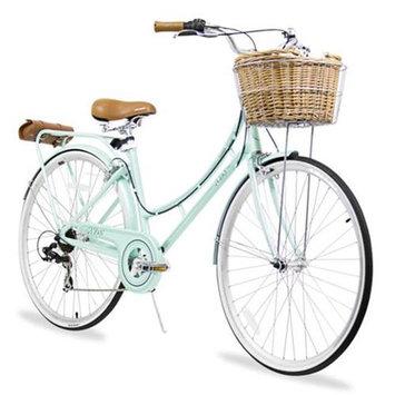 XDS Nadine7Green Nadine 7-Speed Aluminum Dutch Bike Mint Green