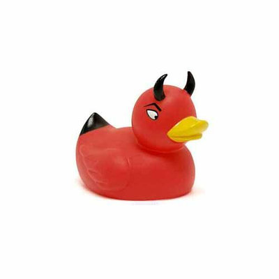 Accoutrements Duckie Devil Red