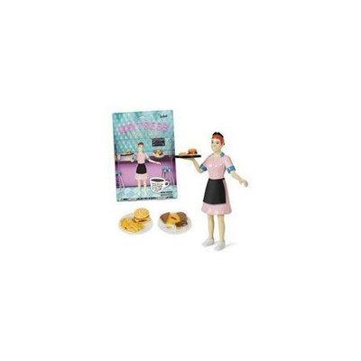 Accoutrements Waitress Action Figure