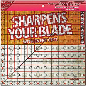 Sullivans The Cutting EDGE Clear Ruler, 12-1/2