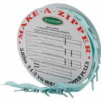 Sullivans Make-A-Zipper 5-1/2yd. Kit - Medium Green