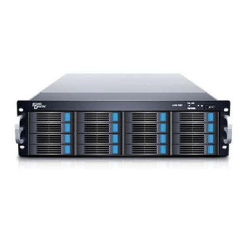 Sans Digital Storage ES316X12 3U Rackmount 16Bay 12G SAS/SATA to SAS JBOD with Expander Retail