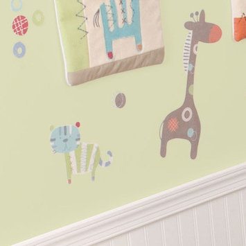 Sumersault Animal Spots & Stripes Wall Decals