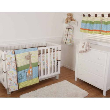 Sumersault Ltd Sumersault Just Hangin 4 Piece Crib Set