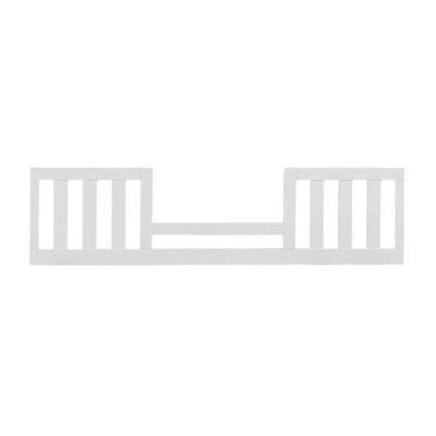 Bassettbaby Premier Ava Toddler Rails Finish: Dove Gray