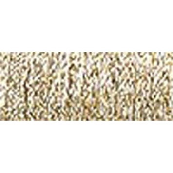 Kreinik 13867 Kreinik Metallic Braided Ribbon 1-16 in. 5 Meters - 5.5 Yards -Gold