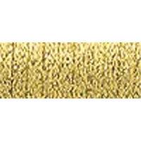 Kreinik Very Fine Metallic Braid #4 11 Meters (12 Yards)-Citron