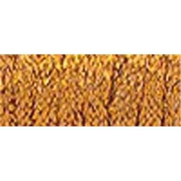 Kreinik 15183 Kreinik Very Fine Metallic Braid No. 4 11 Meters - 12 Yards -Vintage Amber