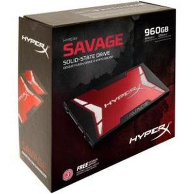 Kingston SHSS3B7A/960G 960GB Hyperx Savage Ssd Bundle
