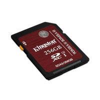 Kingston 256GB SDXC UHS-I SPEED CLASS 3 90MB/S READ 80MB/S WRITE FLASH CARD