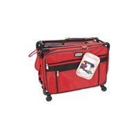 Tutto Machine On Wheels Case Red 20
