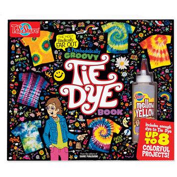 T.S. Shure Ultimate Tie-Dye Book & Art Kit Set