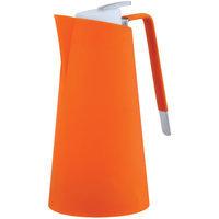 Primula Soft Grip Thermal Kata - Tangerine - 1.6 Quart [1.5 L] - Glass-lined - Tangerine (pkatg5415)