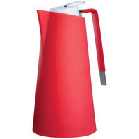 Primula Soft Grip Thermal Kata - Cherry - 1.6 Quart [1.5 L] - Glass-lined - Red (pkare5415)