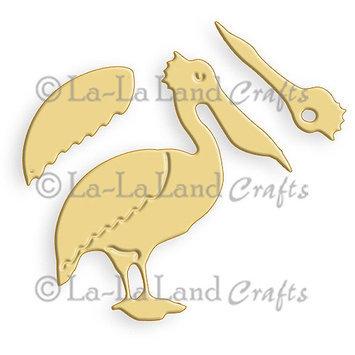 La La Land Crafts La-La Land Dies 3/Pkg-Pelican