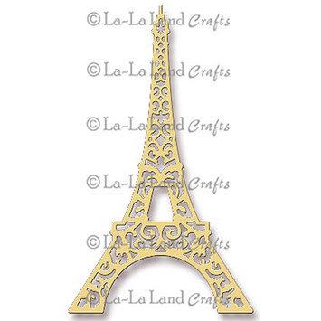 La La Land Crafts La-La Land Die-Eiffel Tower 5.25X3.25