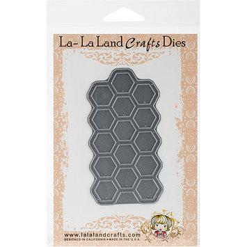 La La Land Crafts La-La Land Die-Honeycomb, 3.75