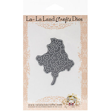 La La Land Crafts La-La Land Die-Cherry Blossom Branch, 3