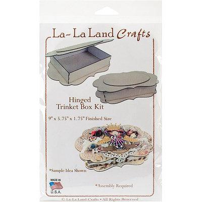La La Land Crafts La-La Land Trinket Box Kit 9