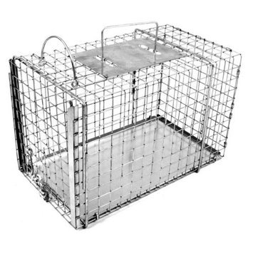 Tomahawk Live Trap Llc Tomahawk Transfer Cage, 30L x 16W x 20H in.