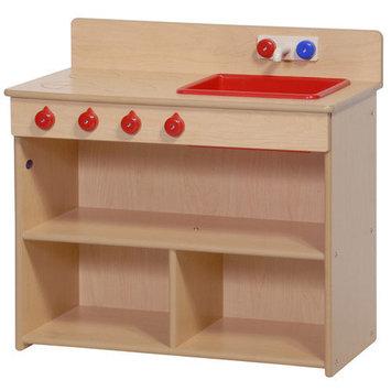 Steffy Value Line 2-In-1 Kitchen Unit