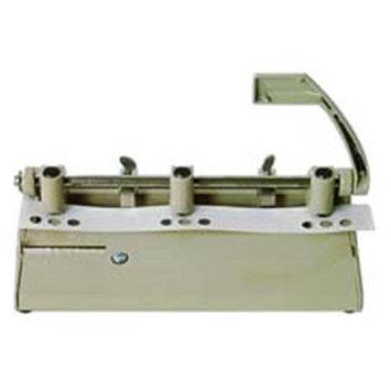 Skilcraft Heavy-Duty Adjustable 3-Hole Punch