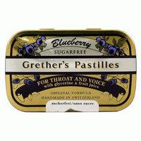 Grether's: Blueberry Pastilles Sugarfree, 3.75 oz