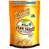 Good Grains Milled Flax Seed, 16 oz