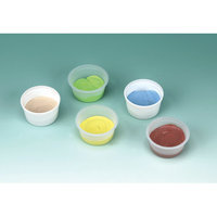 Ableware 2 Oz. Container of Coral Medium/Soft Maddaplas Putty