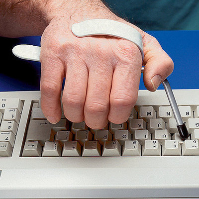 Ableware Computer Keyboard Type Aid