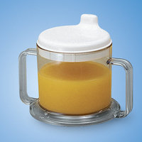 Ableware Transparent Mug with Spout