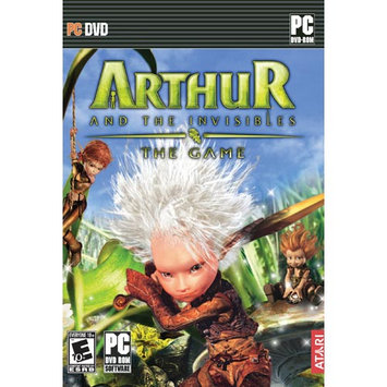 Atari Arthur and the Invisibles The Game