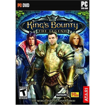 Atari Pcsinf27593 Battlelordkings Bounty (kingsbounty)