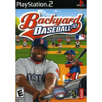 Atari Backyard Baseball 10