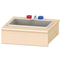 JONTI-CRAFT 1275RM RooMeez Extra - Play Kit - Sink Shelf Kit - Single Pod Width