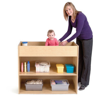 Jonti-Craft 7144YT441 Young Time Changing Table