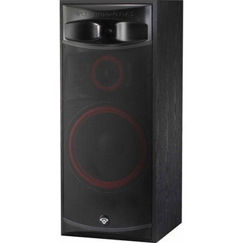 Cerwin-Vega XLS-15 3-Way Home Audio Floor Tower Speaker