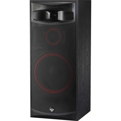 Cerwin-Vega XLS-15 3-Way Home Audio Floor Tower Speaker