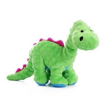 Go Dog Dinos Bruto with Chew Guard Color: Green