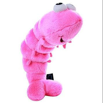 Cherrybrook Go Dog Shellfish Pink Shrimp Dog Toy