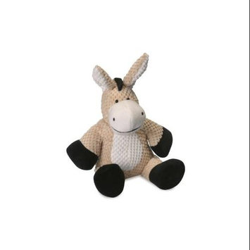 Go Dog Checkered Donkey Dog Toy Size: 9